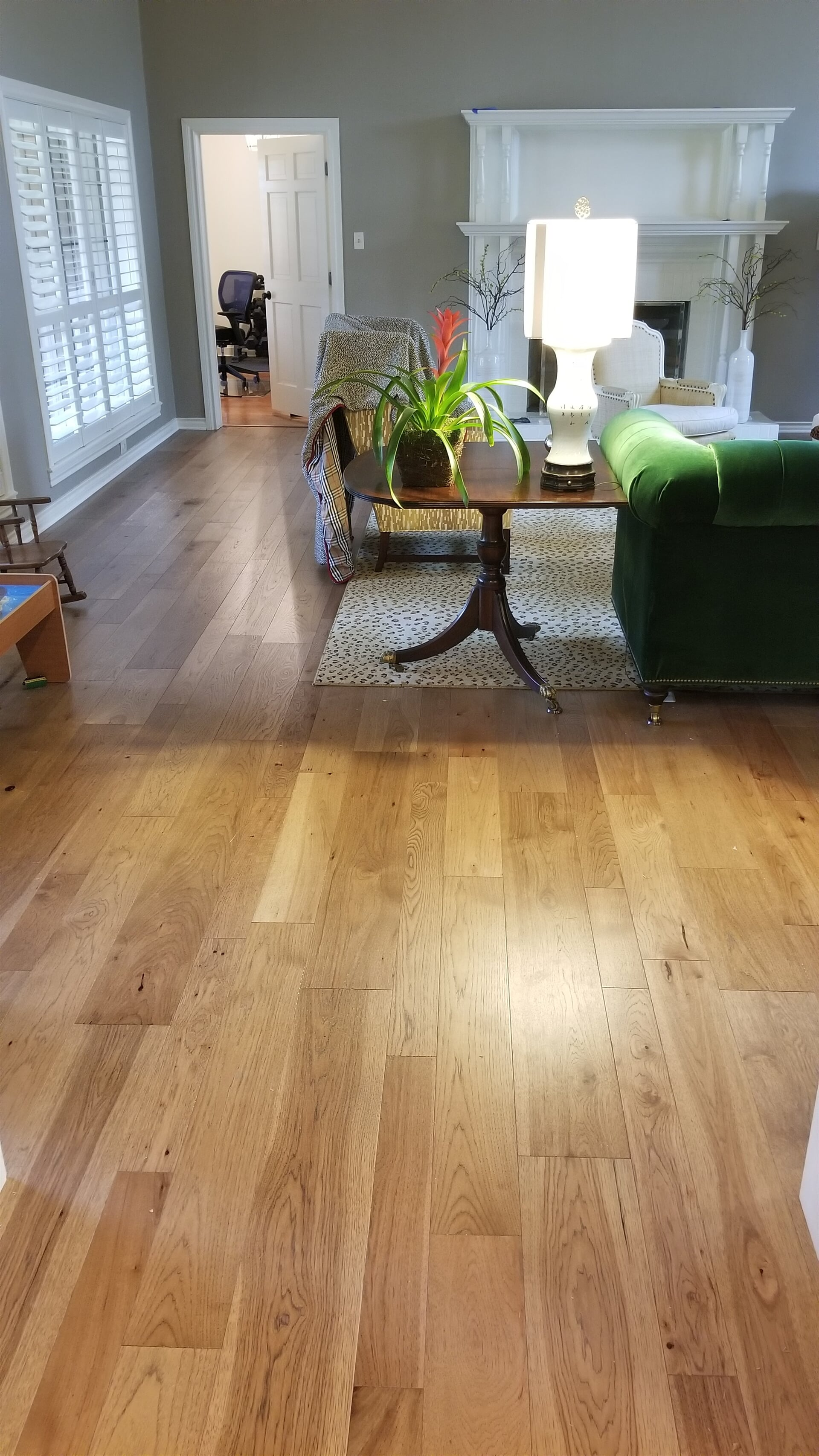Classic hardwood flooring in Whitehouse, TX from East Texas Floors