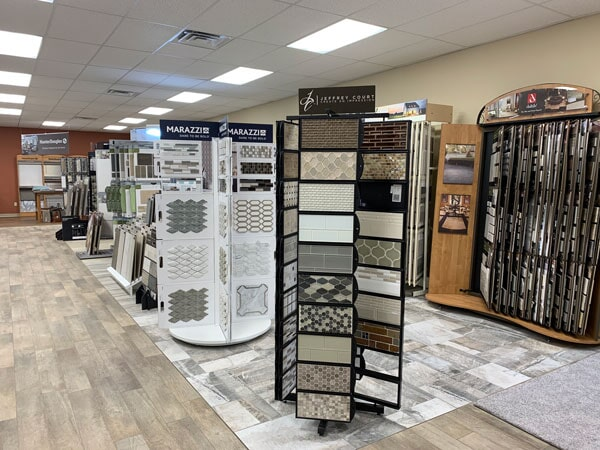 Floorscapes showroom in Marion, IL