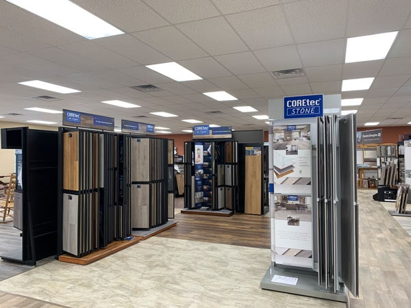 Floorscapes showroom in Carterville, IL