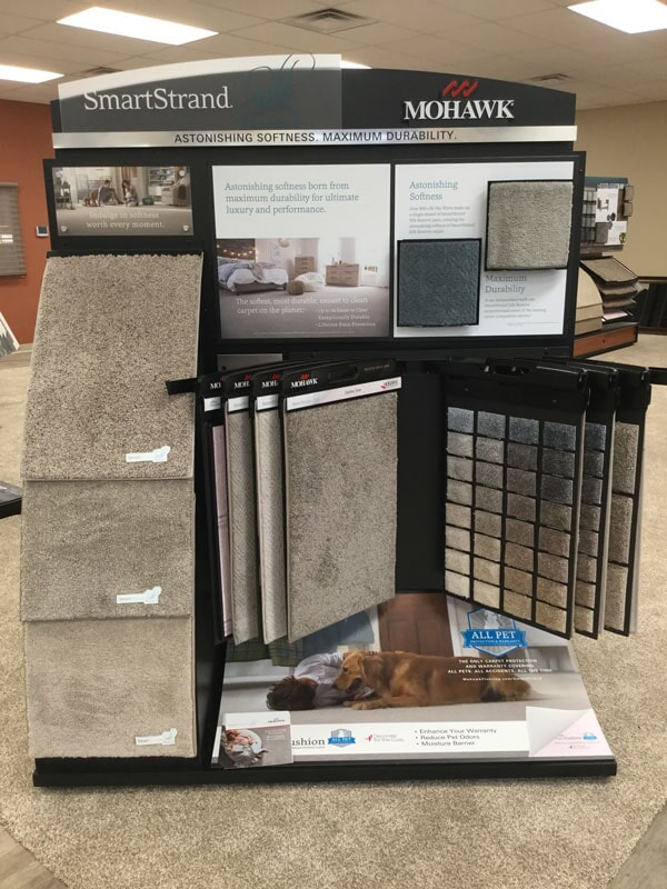 Floorscapes showroom in Herrin, IL