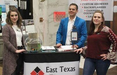 The team at East Texas Floors in Tyler, TX