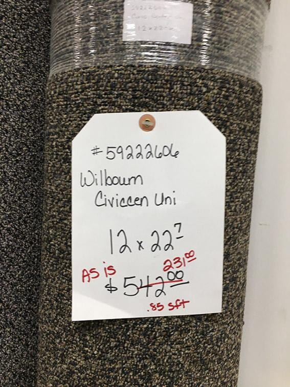Willbourn-Civiccen-Uni-12x22.7-$231-$.85-SFT