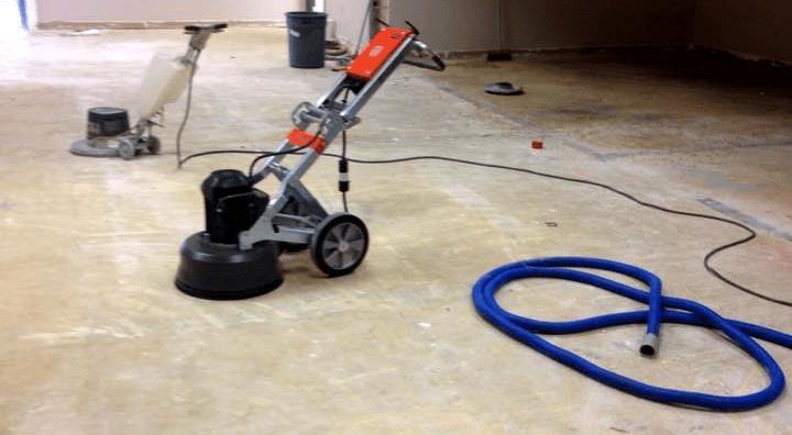 Flooring service in progress in Scottsdale, AZ from Cornerstone Flooring Brokers