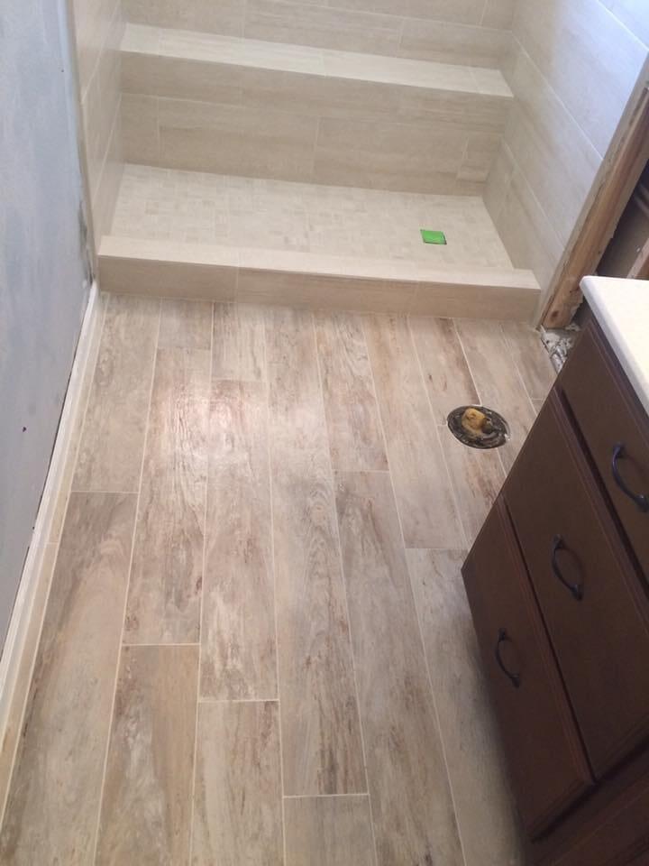 Waterproof wood look flooring in Sun City, AZ from Cornerstone Flooring Brokers