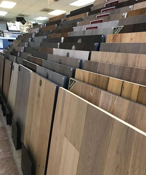 Hardwood flooring in Glendale, AZ from Cornerstone Flooring Brokers