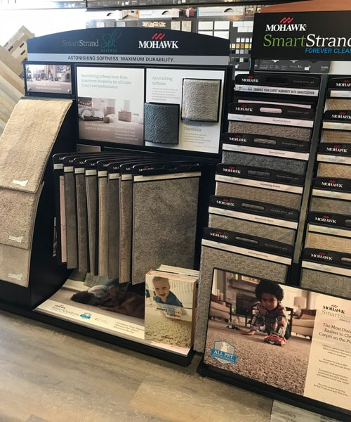 Mohawk SmartStrand carpet in Phoenix, AZ from Cornerstone Flooring Brokers