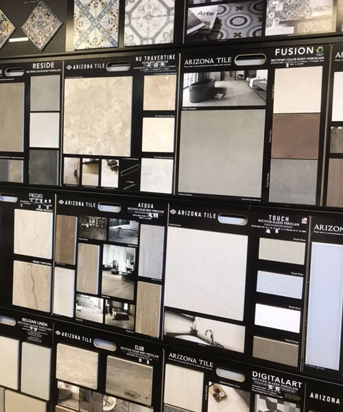 Tile options from the top brands for your Scottsdale, AZ home