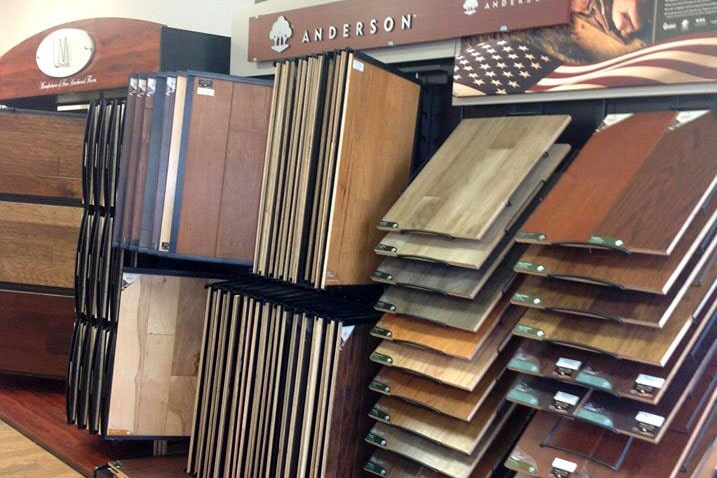Anderson flooring options for your Lecanto, FL home from LePage Carpet & Tile