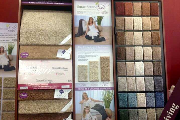 SmartStrand Silk carpet for your Crystal Rivers, FL floors from [[csm:companyname]]