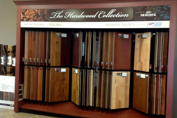 Mohawk hardwood options for your Inverness, FL home from LePage Carpet & Tile
