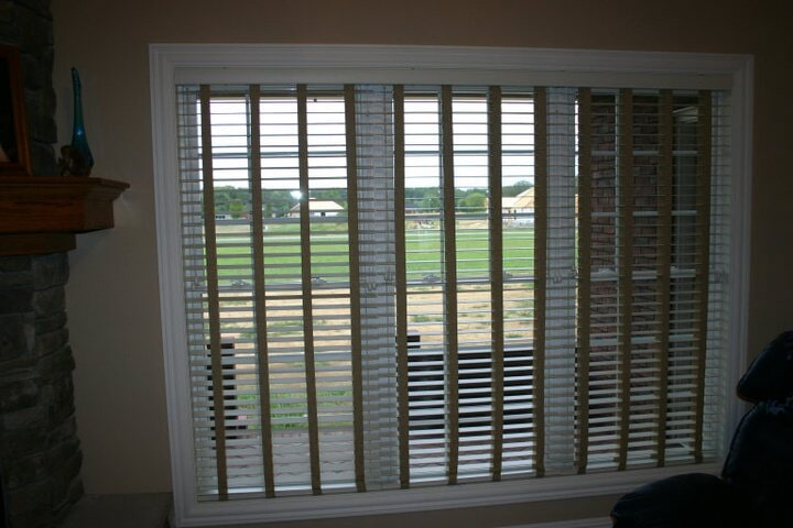 window treatments from Paint Plus Flooring in Stewart, TN