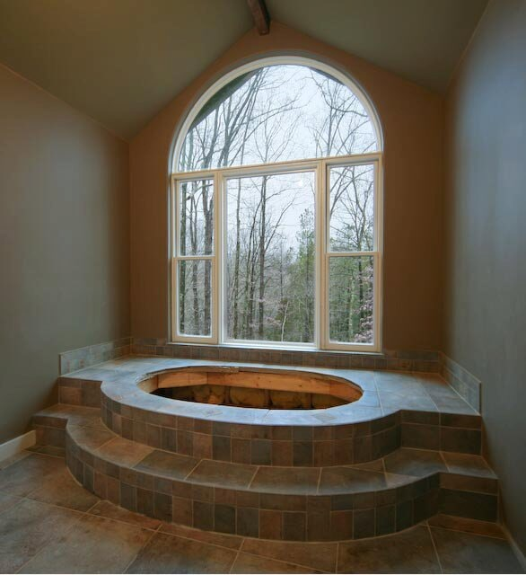 bathroom tile from Paint Plus Flooring in Benton, TN