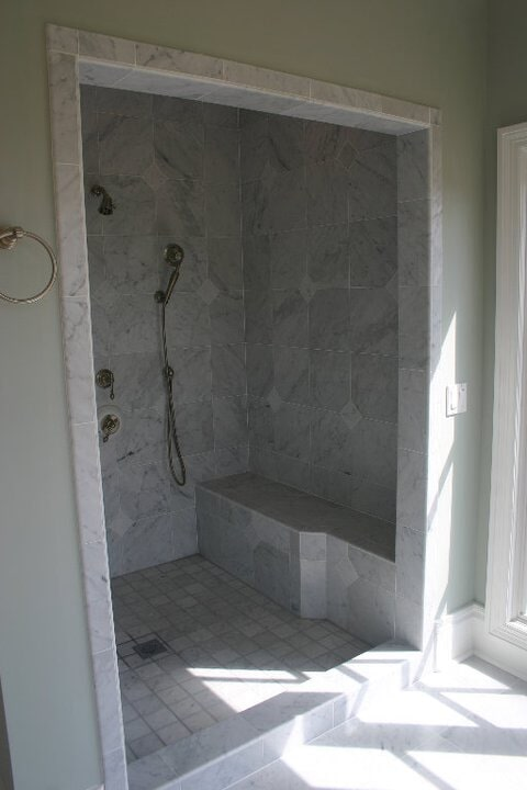 shower tile from Paint Plus Flooring in Graves, KY