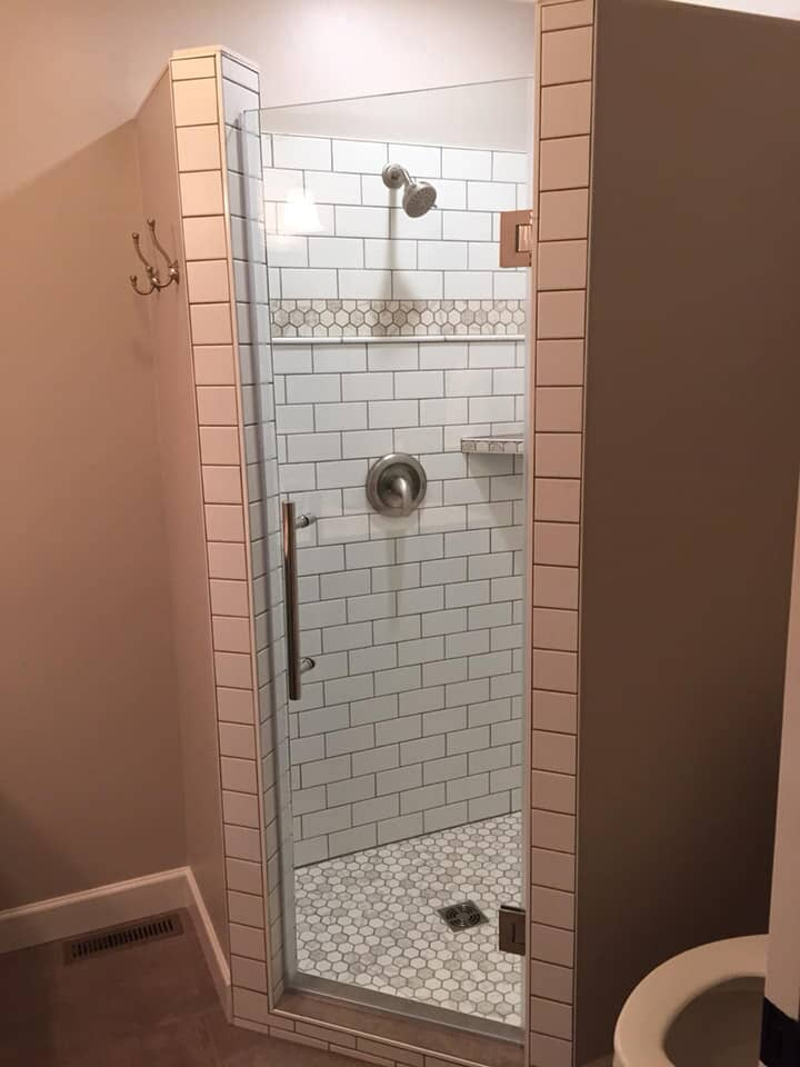 shower tile from Paint Plus Flooring in Lyon, KY