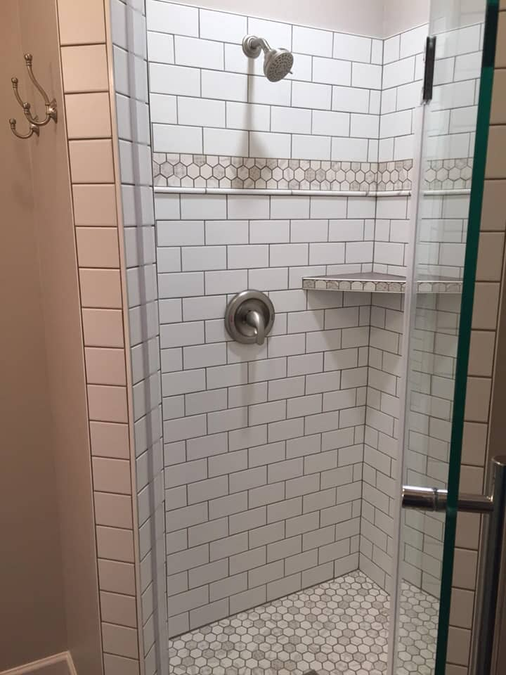 shower tile in Stewart, TN from Paint Plus Flooring