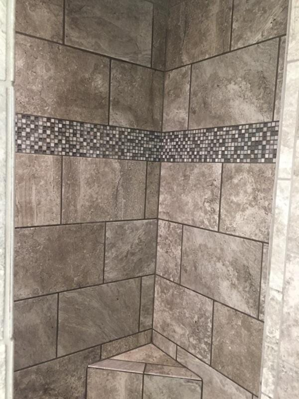 shower tile in Carroll, TN from Paint Plus Flooring