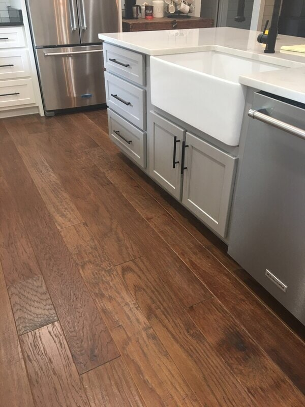 wood flooring from Paint Plus Flooring in Benton, TN