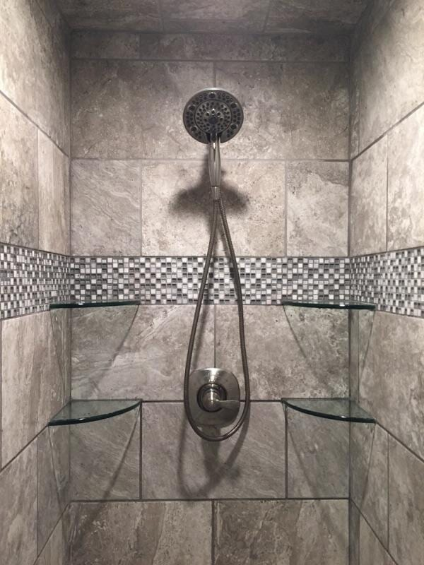 shower tile from Paint Plus Flooring in Marshall, KY