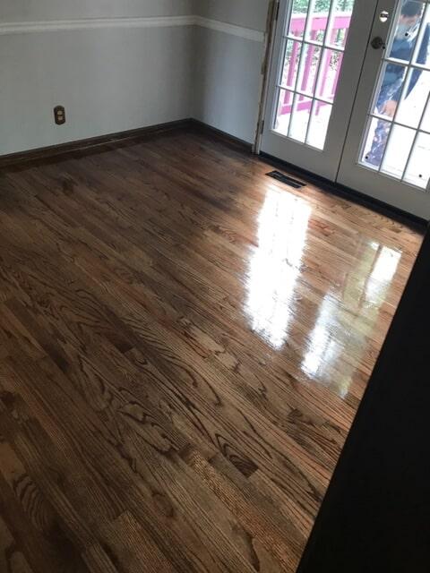 Smooth finish hardwood flooring in Atlanta, GA from Delta Carpet & Decor