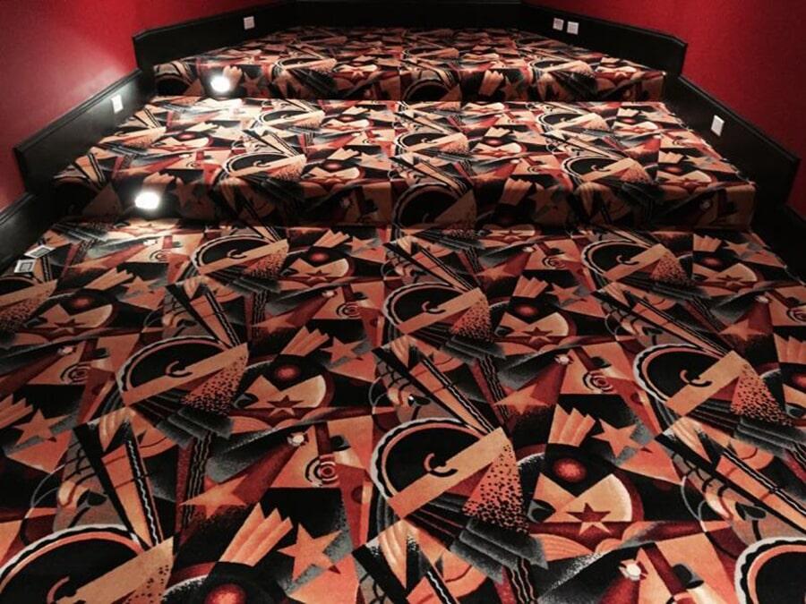 Commercial carpet installation from Delta Carpet & Decor in Atlanta, GA
