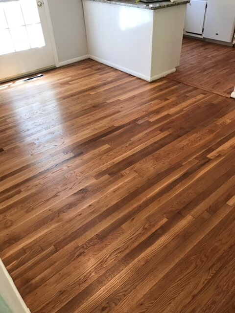 Gorgeous natural grain hardwood in Duluth, GA from Delta Carpet & Decor