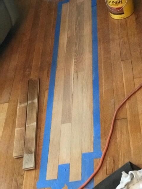 Hardwood repair from Delta Carpet & Decor in Atlanta, GA