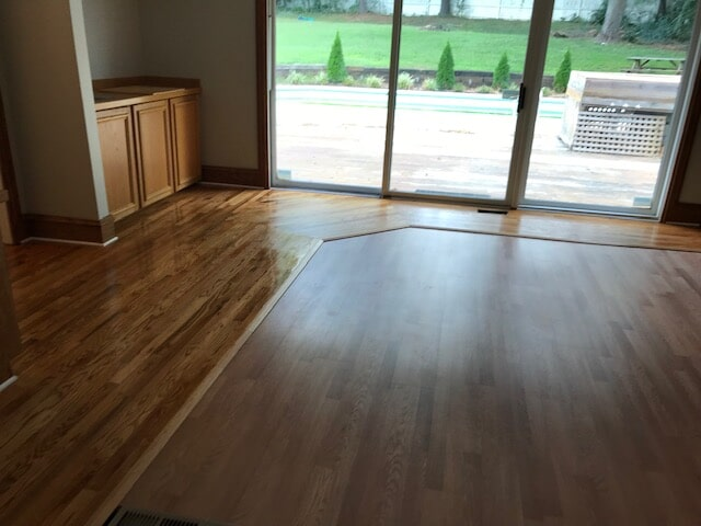 Multi level hardwood service in Duluth, GA from Delta Carpet & Decor