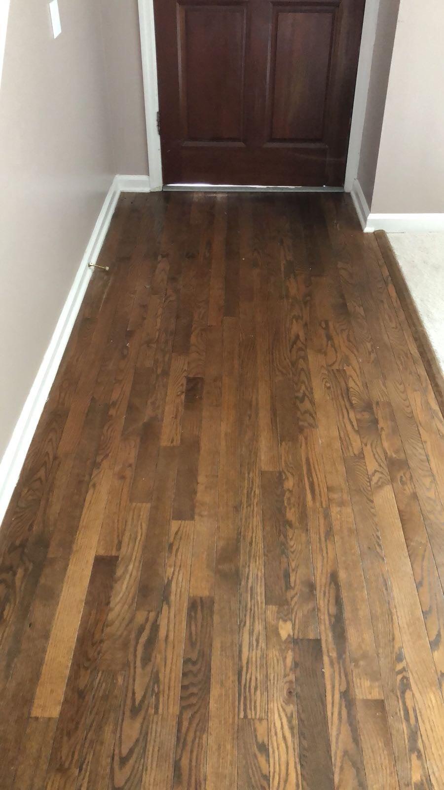 Modern oak flooring in Atlanta, GA from Delta Carpet & Decor