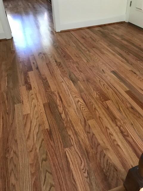 Classic hardwood flooring in Atlanta, GA from Delta Carpet & Decor
