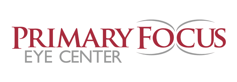 Primary Focus Eye Center Logo
