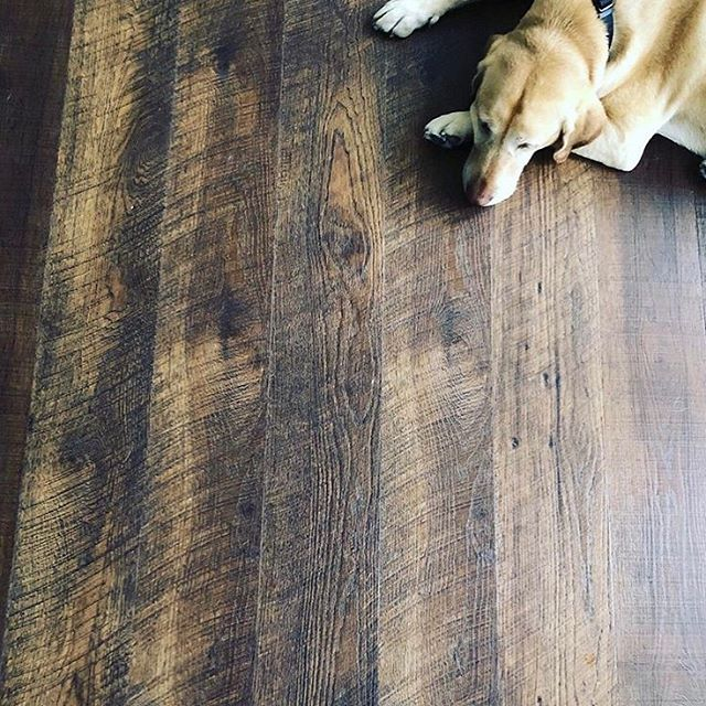 Luxury vinyl plank flooring from Carpet Direct in Oklahoma City, OK