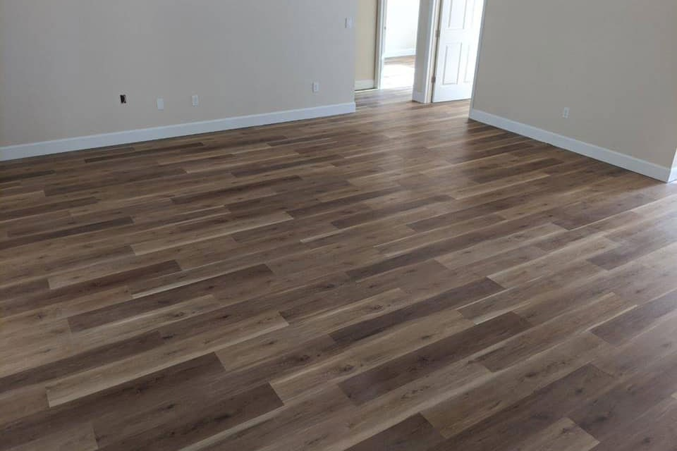 Classic wood look flooring in Homosassa, FL from LePage Carpet & Tile