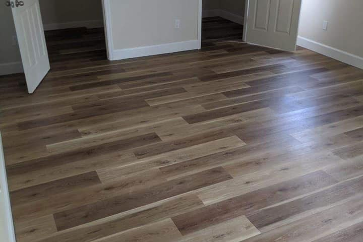Natural look wood flooring in Inverness, FL from LePage Carpet & Tile