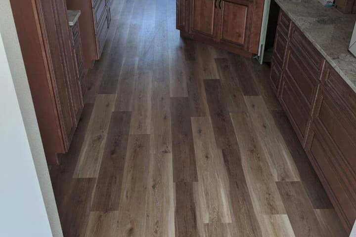 Waterproof wood look flooring in Lecanto, FL from LePage Carpet & Tile