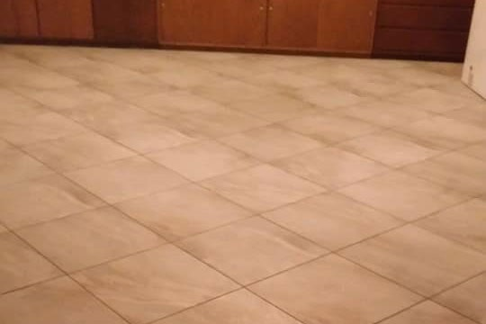 Kitchen with classic tile flooring in Citrus County, FL from LePage Carpet & Tile