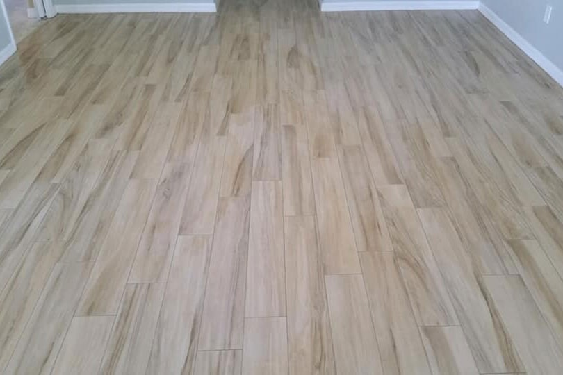 Wood-look luxury vinyl flooring in Homosassa, FL from LePage Carpet & Tile