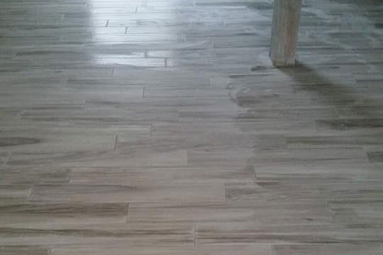 Wood look tile in Homosassa, FL from LePage Carpet & Tile