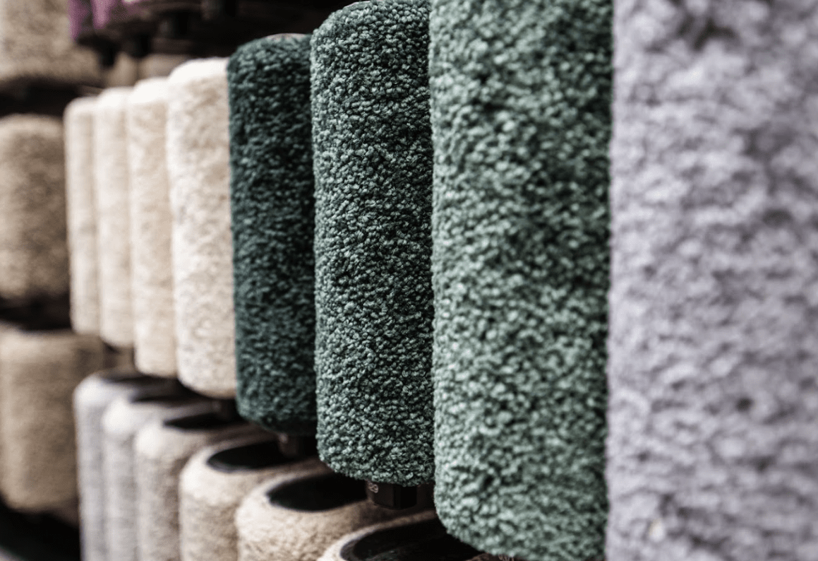 Soft carpet in many colors in  Janesville, WI from Flooring Inspirations