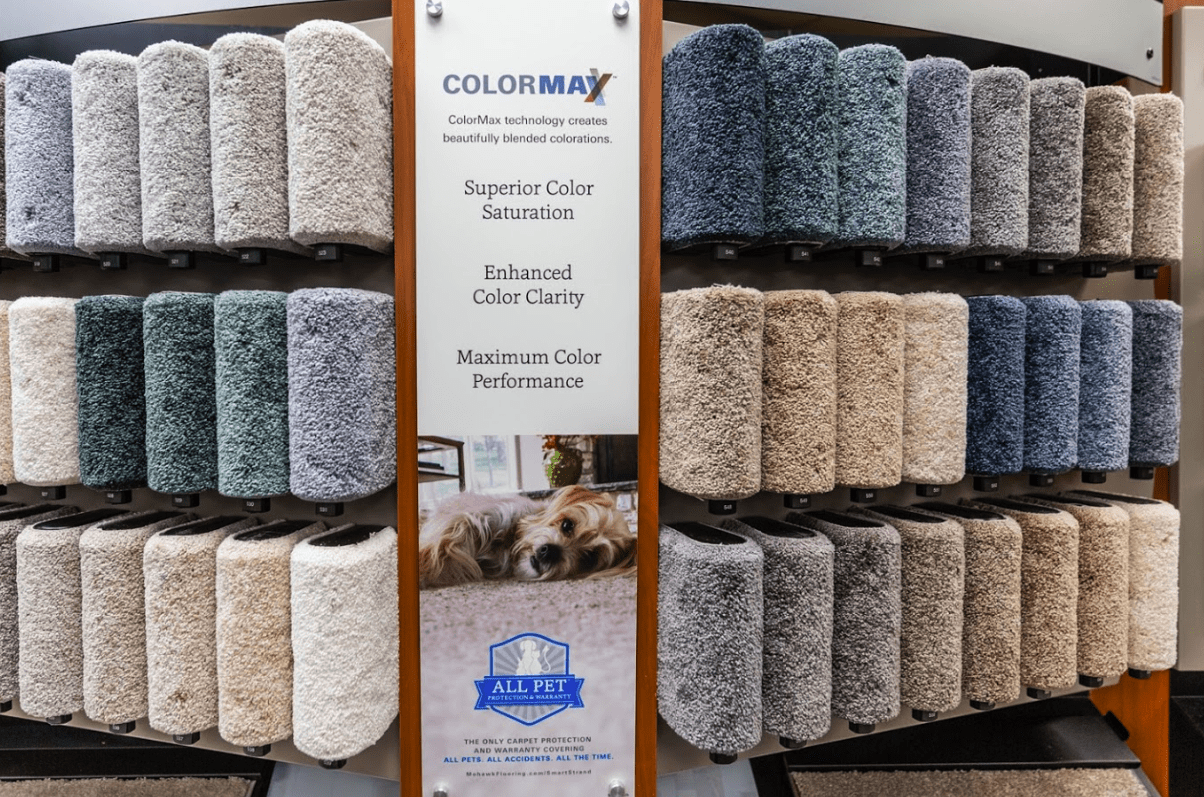 Colormax carpet for your Evansville, WI home from Flooring Inspirations
