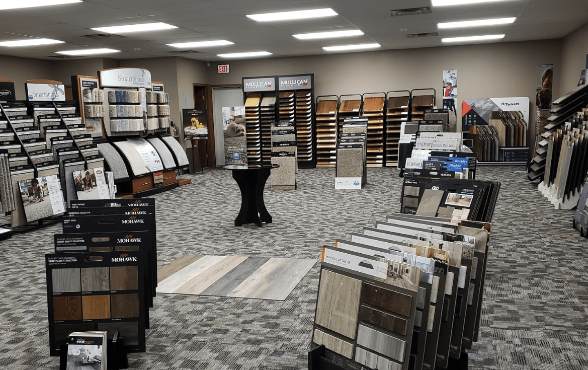 Endless flooring options in Janesville, WI from Flooring Inspirations