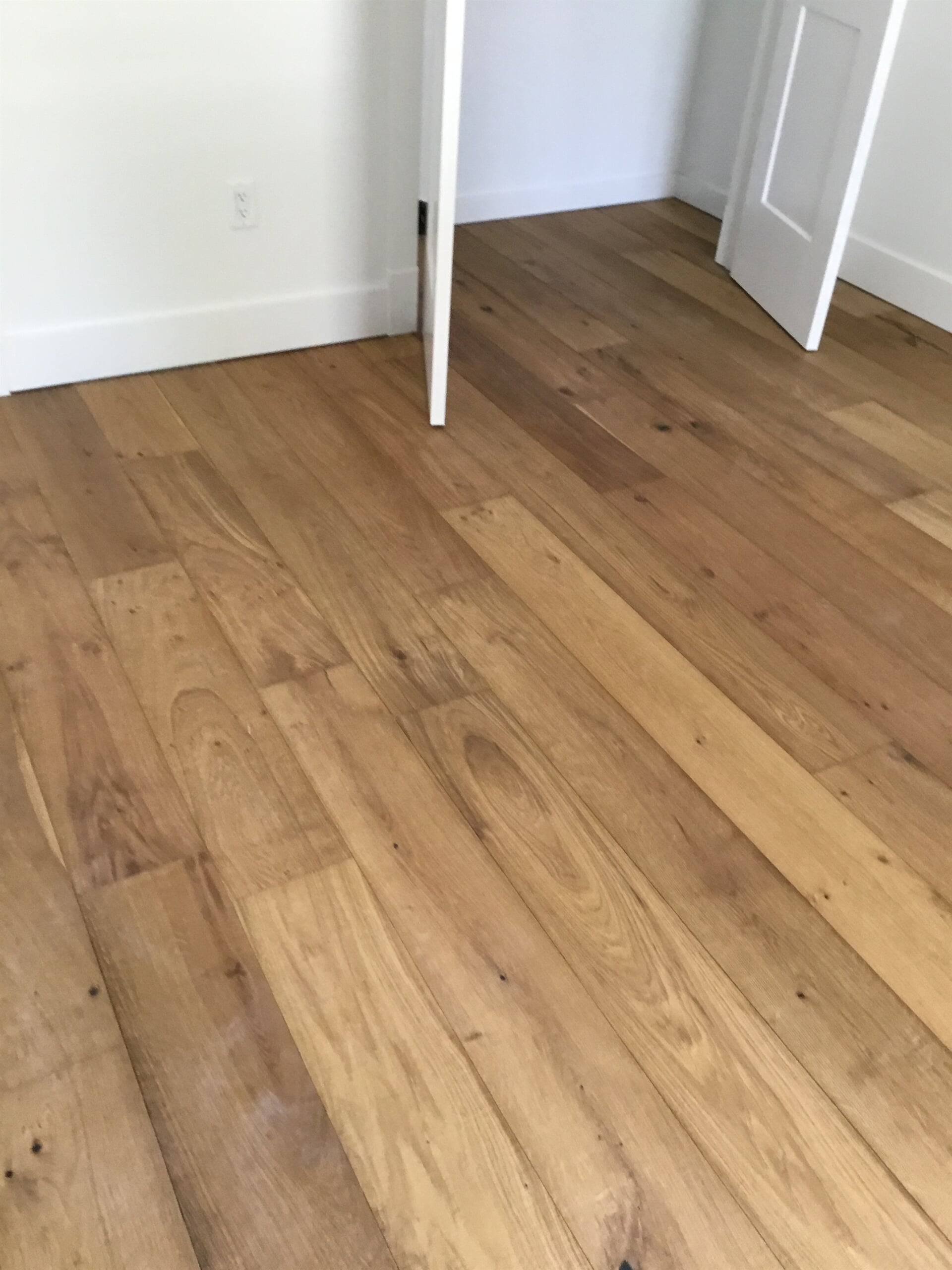 Hardwood flooring from Roop's Carpet in Searcy, AR