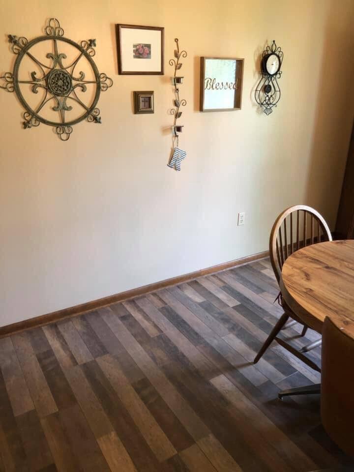 Hardwood from Roop's Carpet in Newport, AR