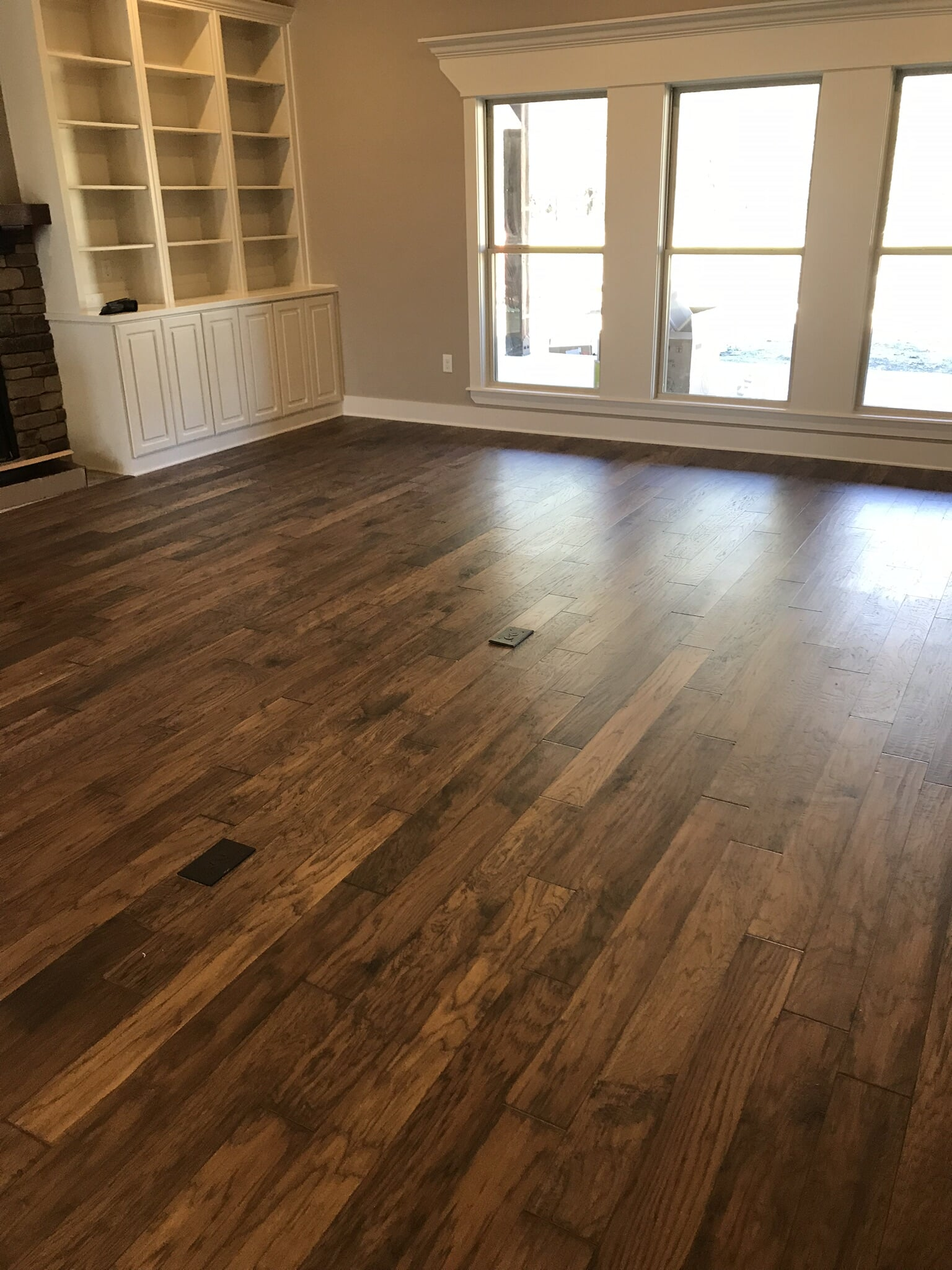 hardwood from Roop's Carpet in Beebe, AR