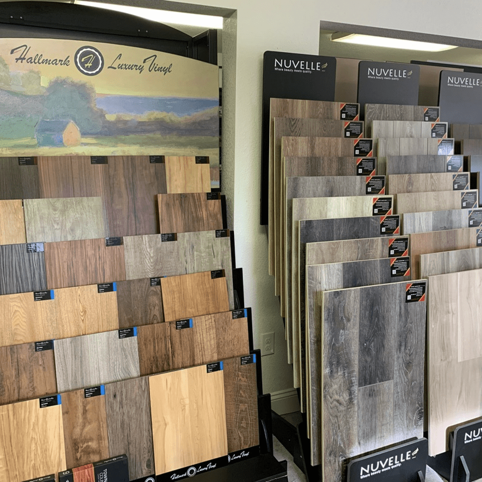 Luxury Vinyl flooring options for your Corolla, NC home from Beach House Flooring and Tile Co.