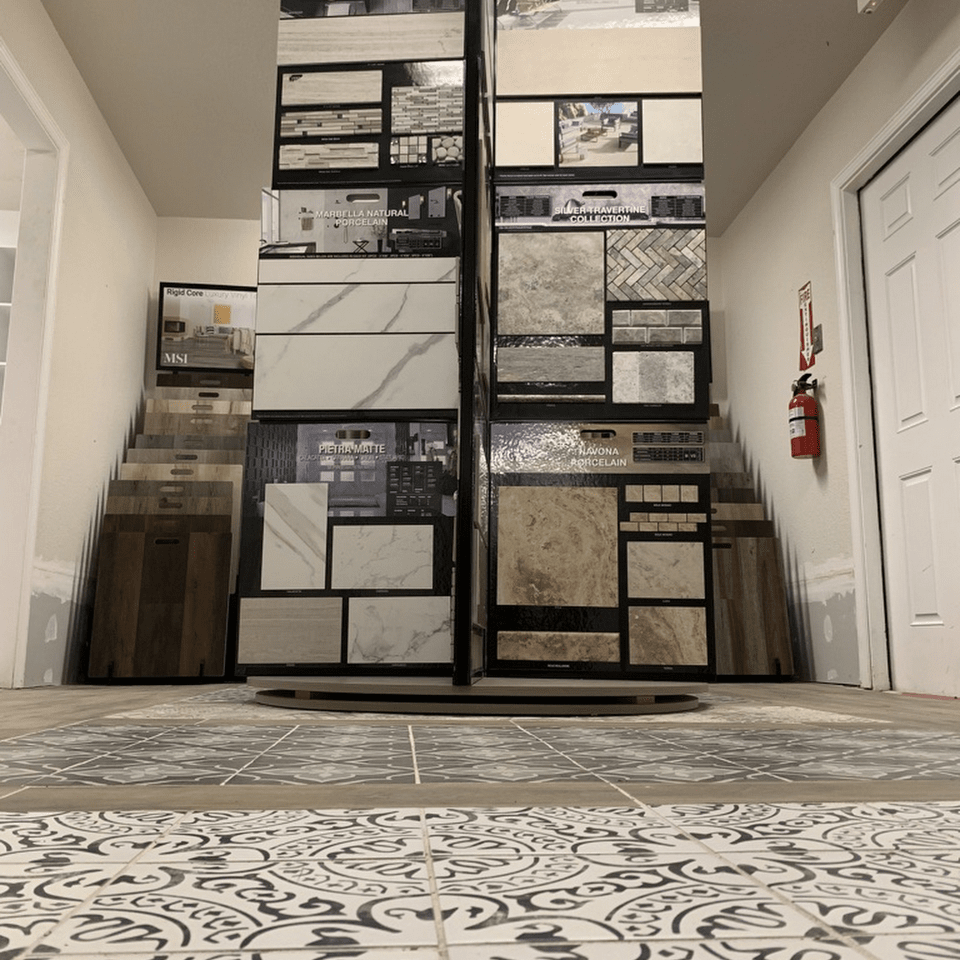 Flooring from a different perspective at Beach House Flooring and Tile Co. in Jarvisburg, NC