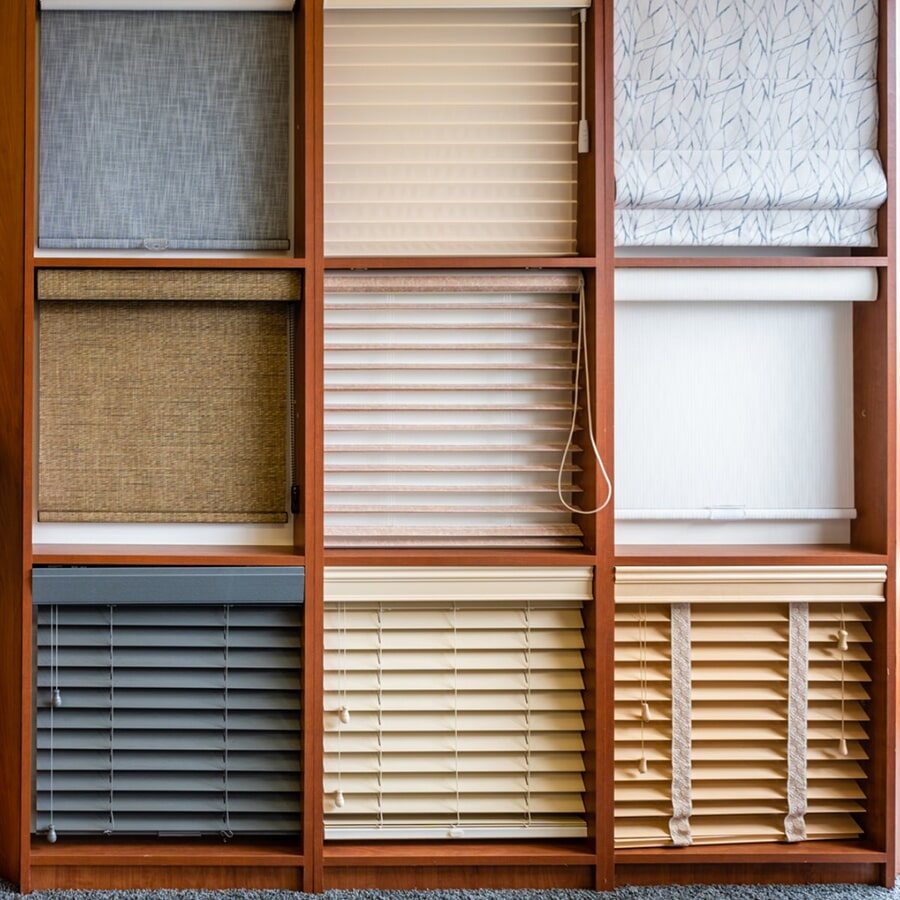 Window covering options for your Danville, PA home from Kissingers Floor & Wall