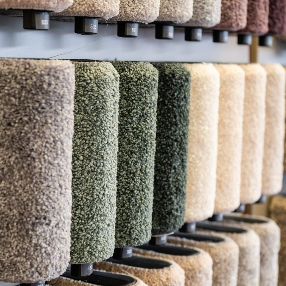 Choose from the most popular carpet colors for your Berwick, PA home