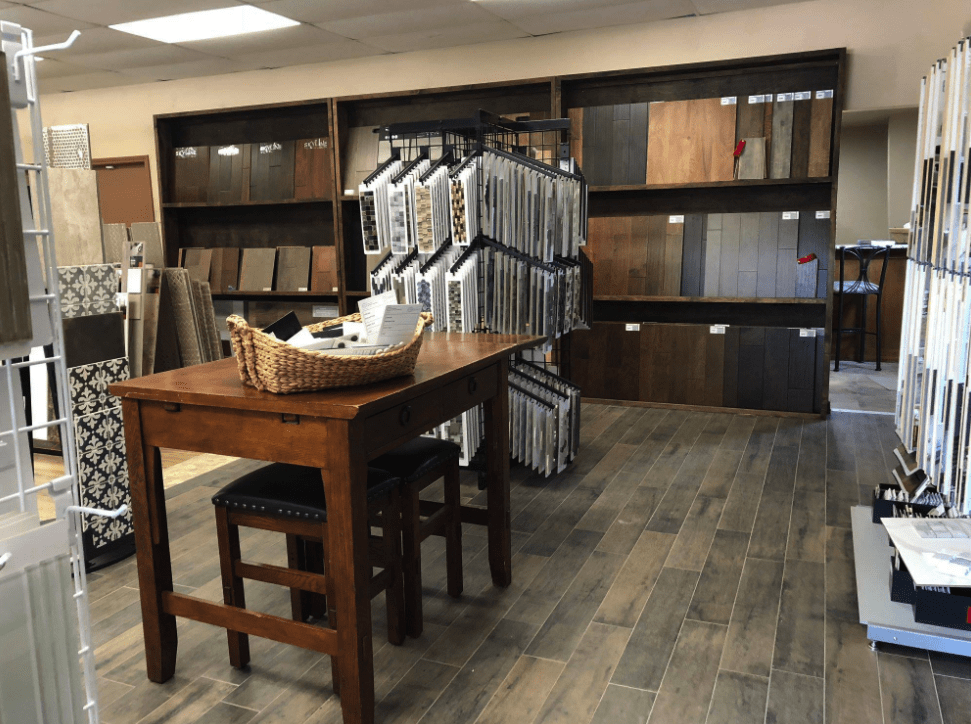 HC Floors and More showroom in Llano, TX