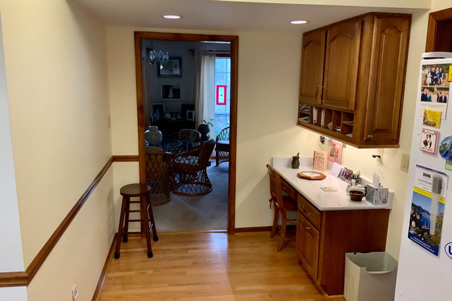 Kitchen remodeling in Port Republic, MD by Southern Maryland Kitchen Bath Floors & Design
