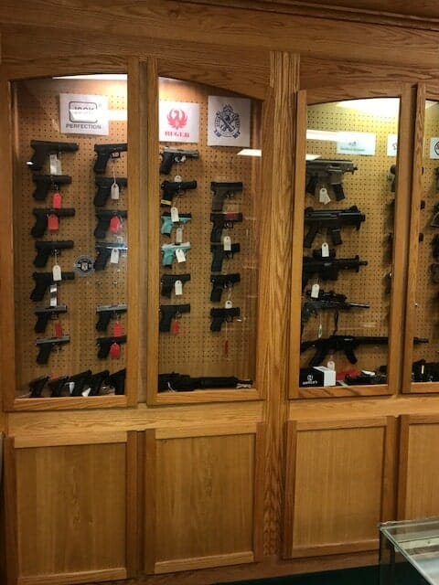 Just Target Guns, Libertyville IL